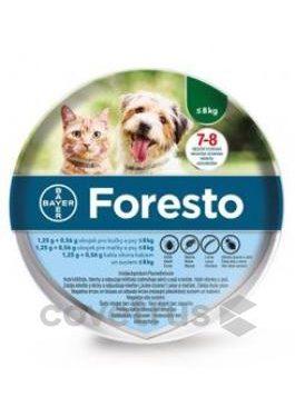 foresto obojok pre psov